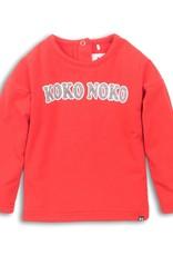 Koko Noko Koko Noko shirt 36901 rood