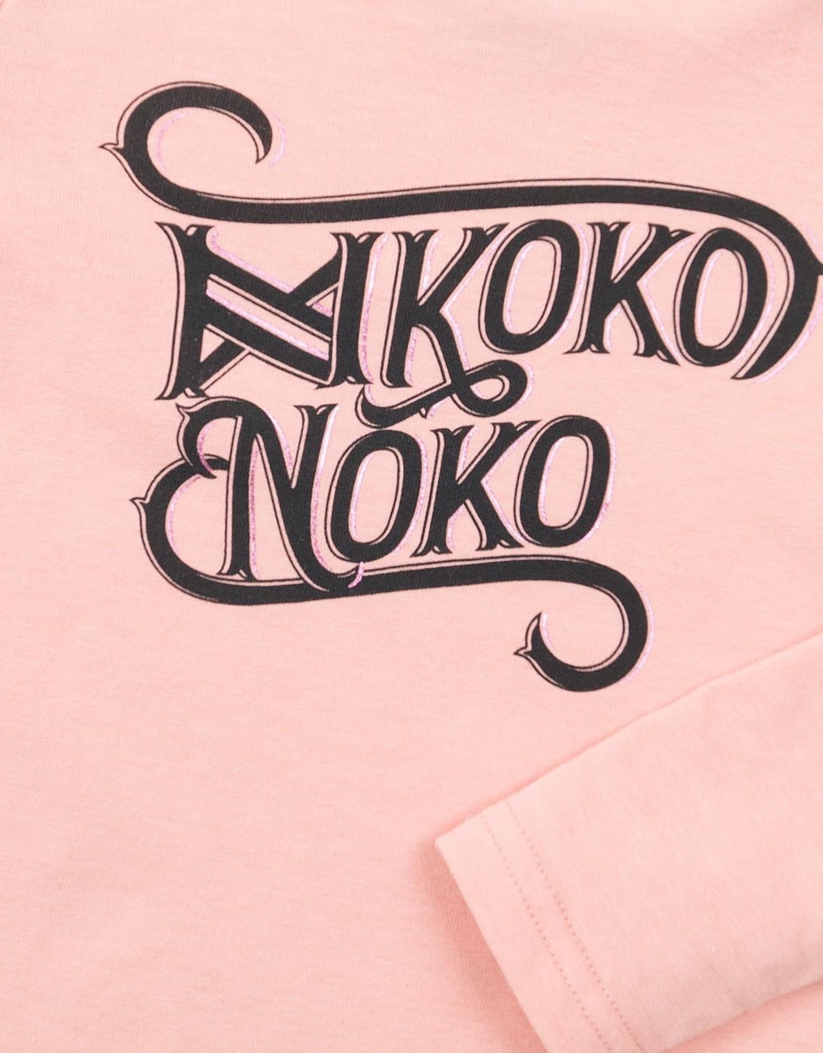 Koko Noko Koko Noko shirt 36967 roze