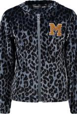 Moodstreet Moodstreet fur vest 5336 navy