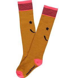 Moodstreet Moodstreet sokken 5910 soft gold
