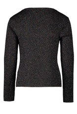 Moodstreet Moodstreet knitted vest 5338 black