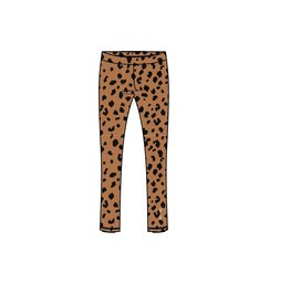 Shout it out Shout it Out legging spot brown