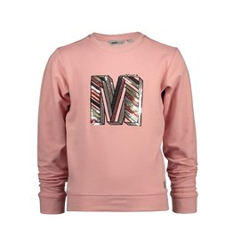 Moodstreet Moodstreet sweater 5331 old pink