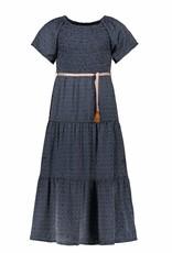 NONO NONO jurk 5806 navy blazer