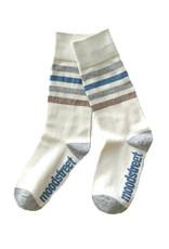 Moodstreet Moodstreet sokken 5900 soft blue