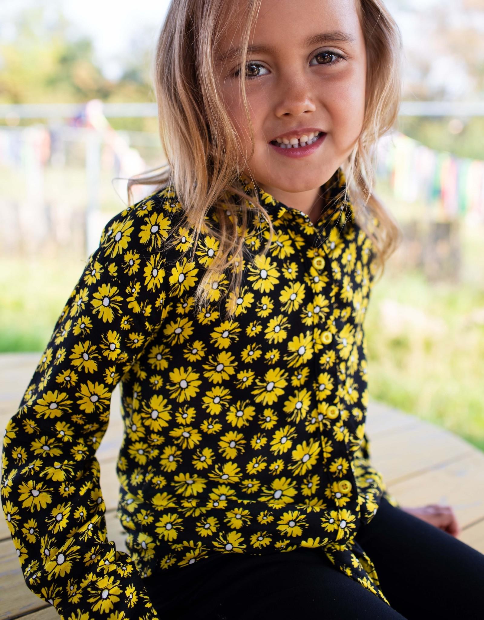 Quapi Quapi flair Pants Fiona black