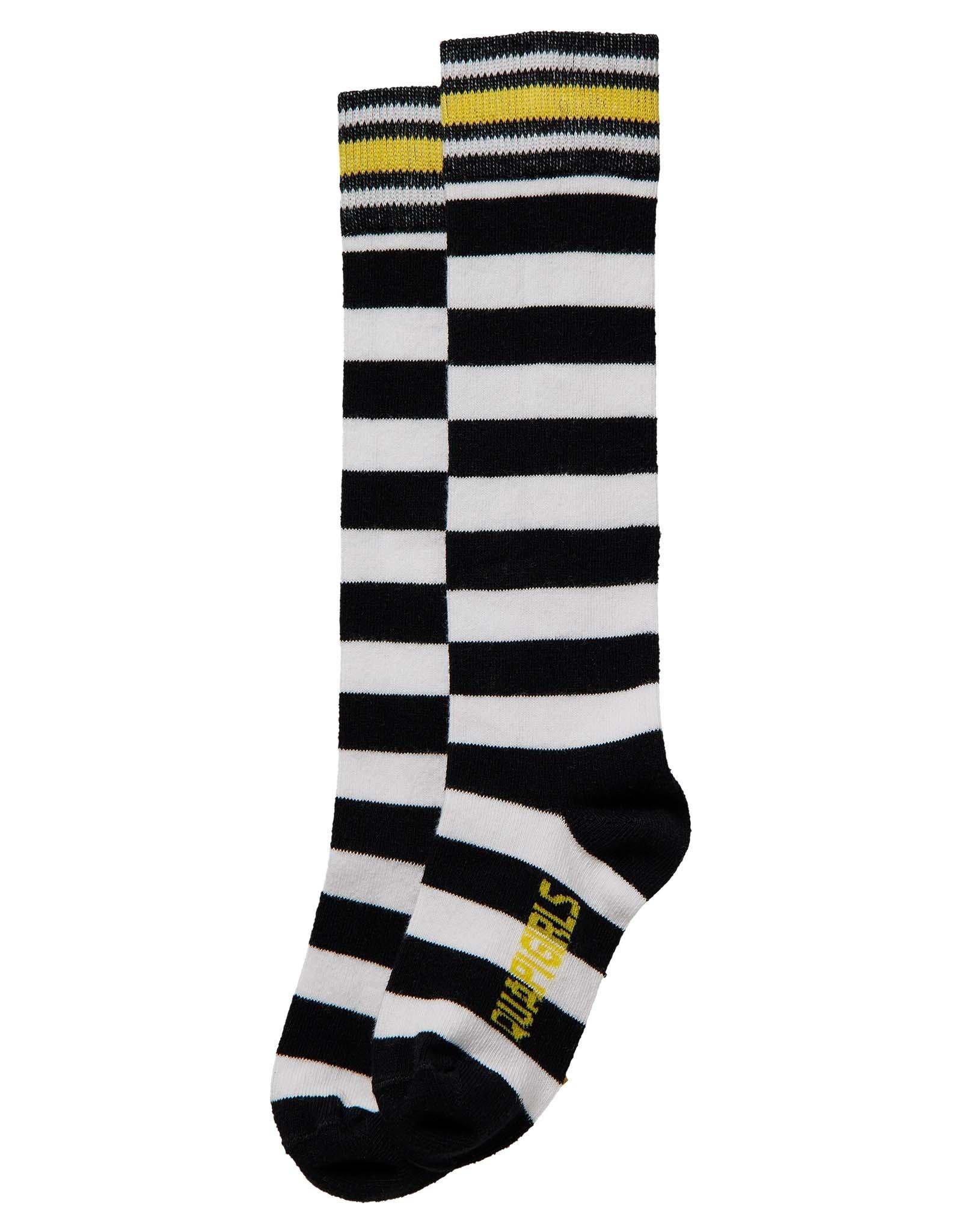 Quapi Quapi sokken Franca black
