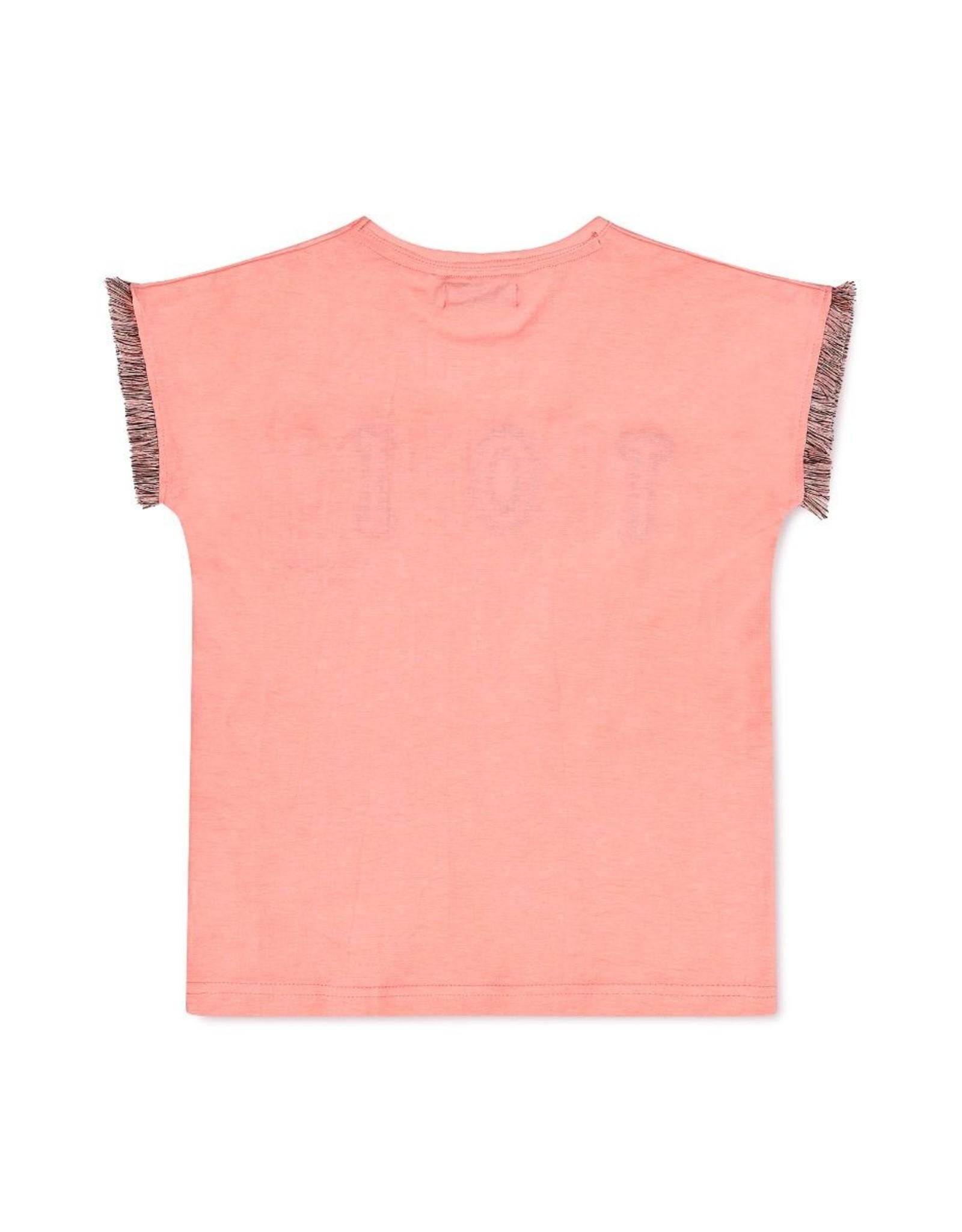 DJ Dutchjeans DJ Dutchjeans shirt 38087 light neon coral