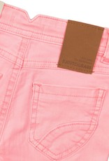 DJ Dutchjeans DJ Dutchjeans short 38082 jeans light neon coral