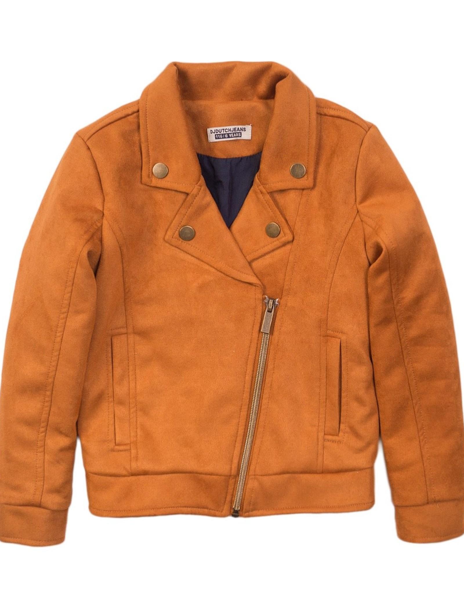 DJ Dutchjeans DJ Dutchjeans jacket 38041 camel