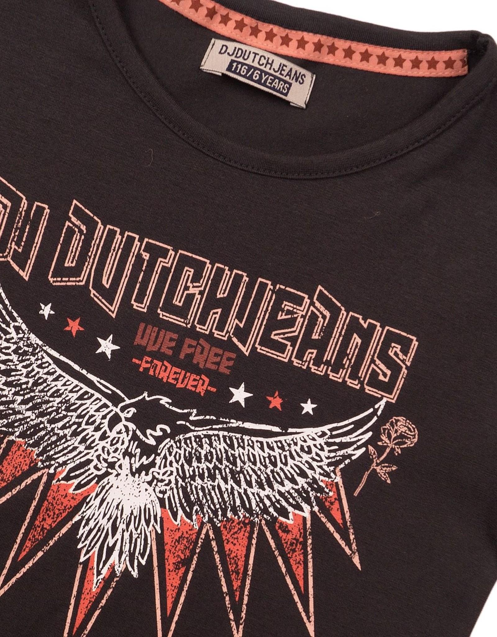 DJ Dutchjeans DJ Dutchjeans shirt 38050 antra