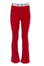 Topitm TOPitm Jose flare pants red
