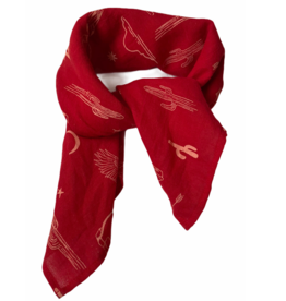 Topitm TOPitm scarf puck red