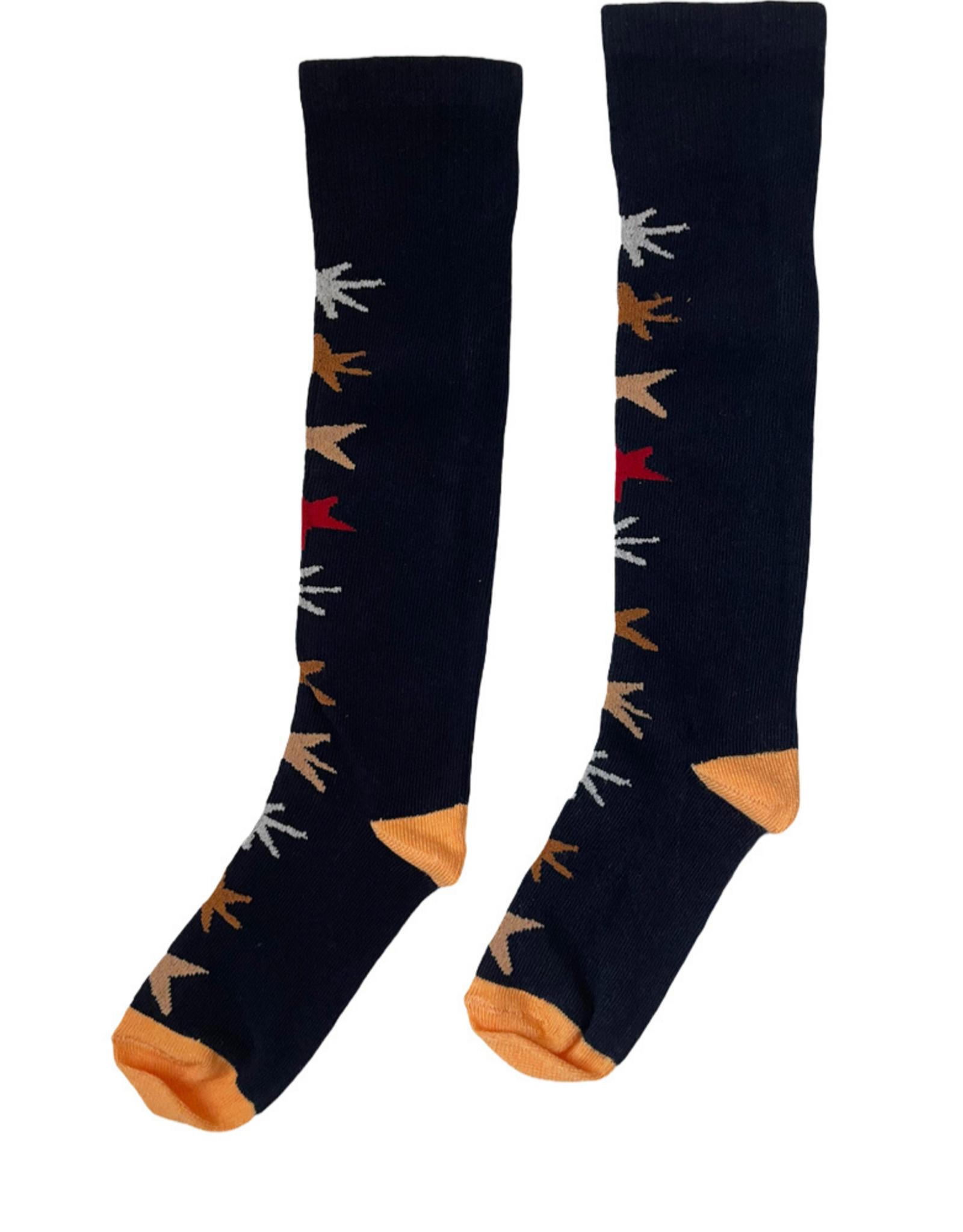 Topitm TOPitm socks Gabriella dark blue