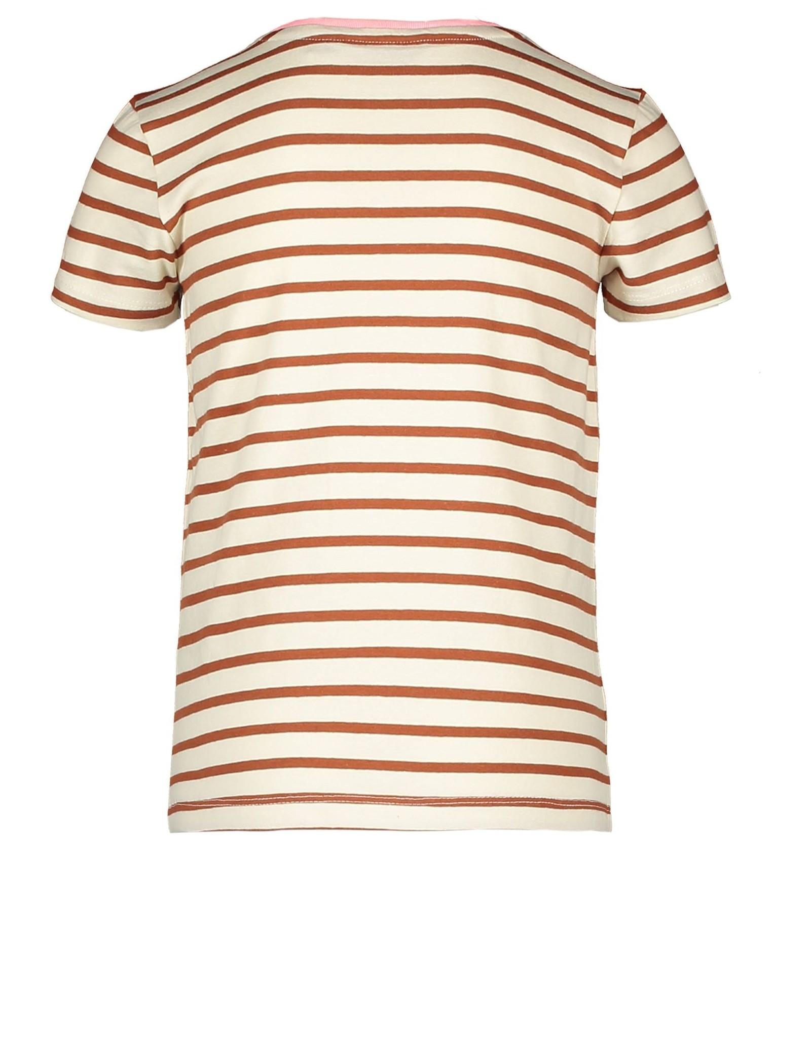 Moodstreet Moodstreet shirt 5404 toffee