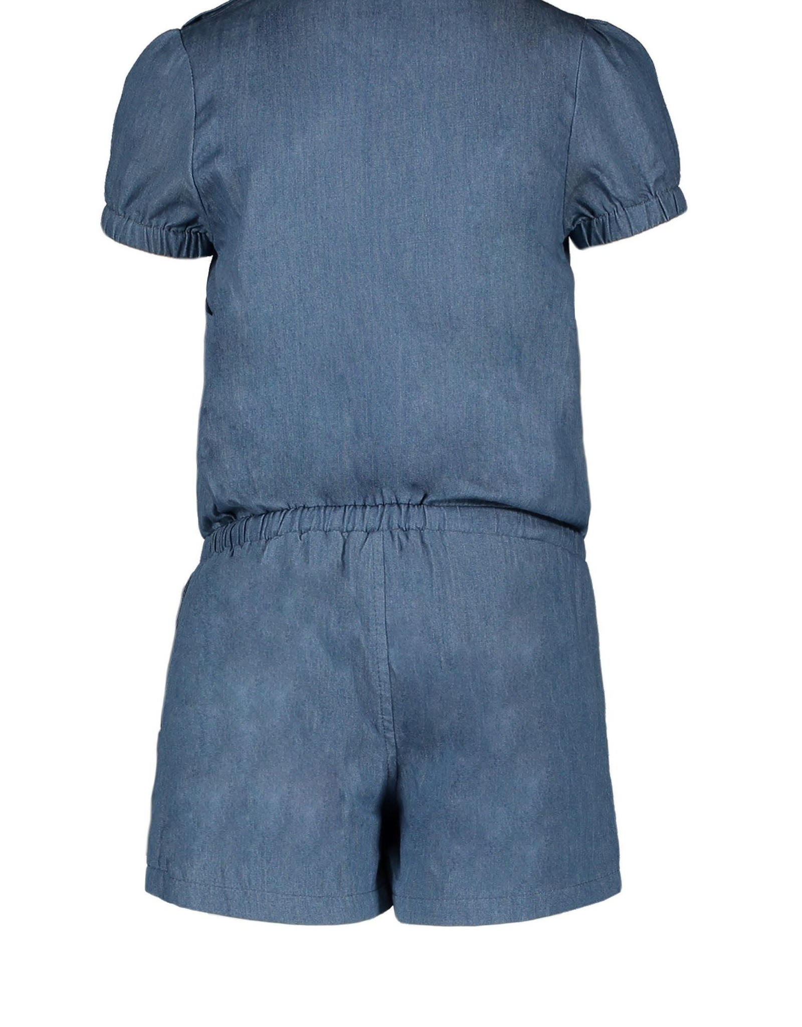 Moodstreet Moodstreet playsuit 5684 soft blue
