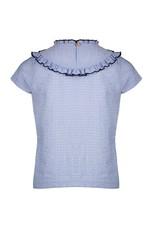NONO NONO blouse 5100 bright sky