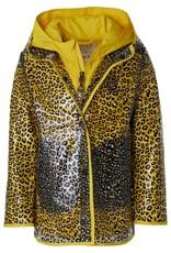 Quapi Quapi jacket Faiza leopard