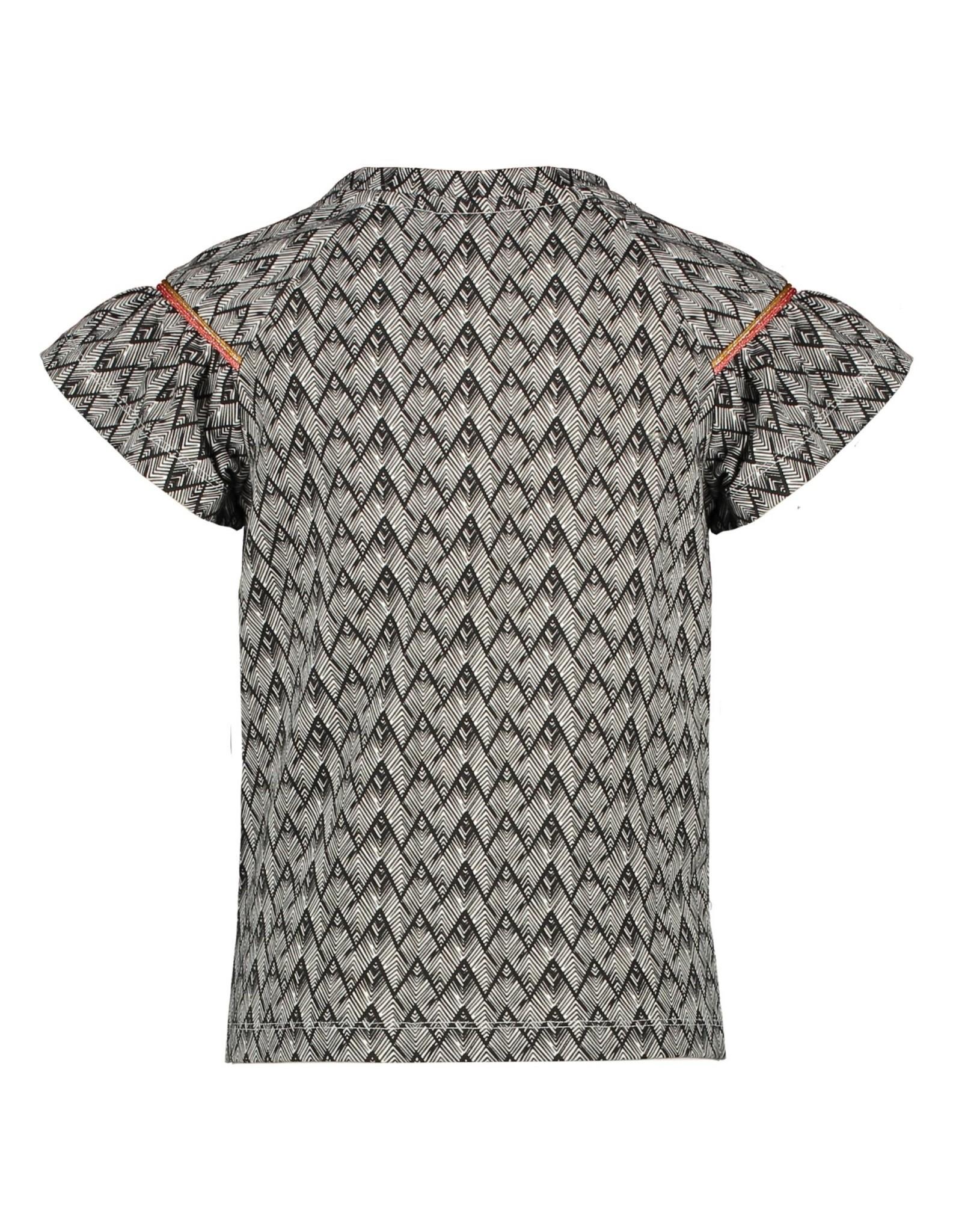 NONO NONO shirt 5405 antracite