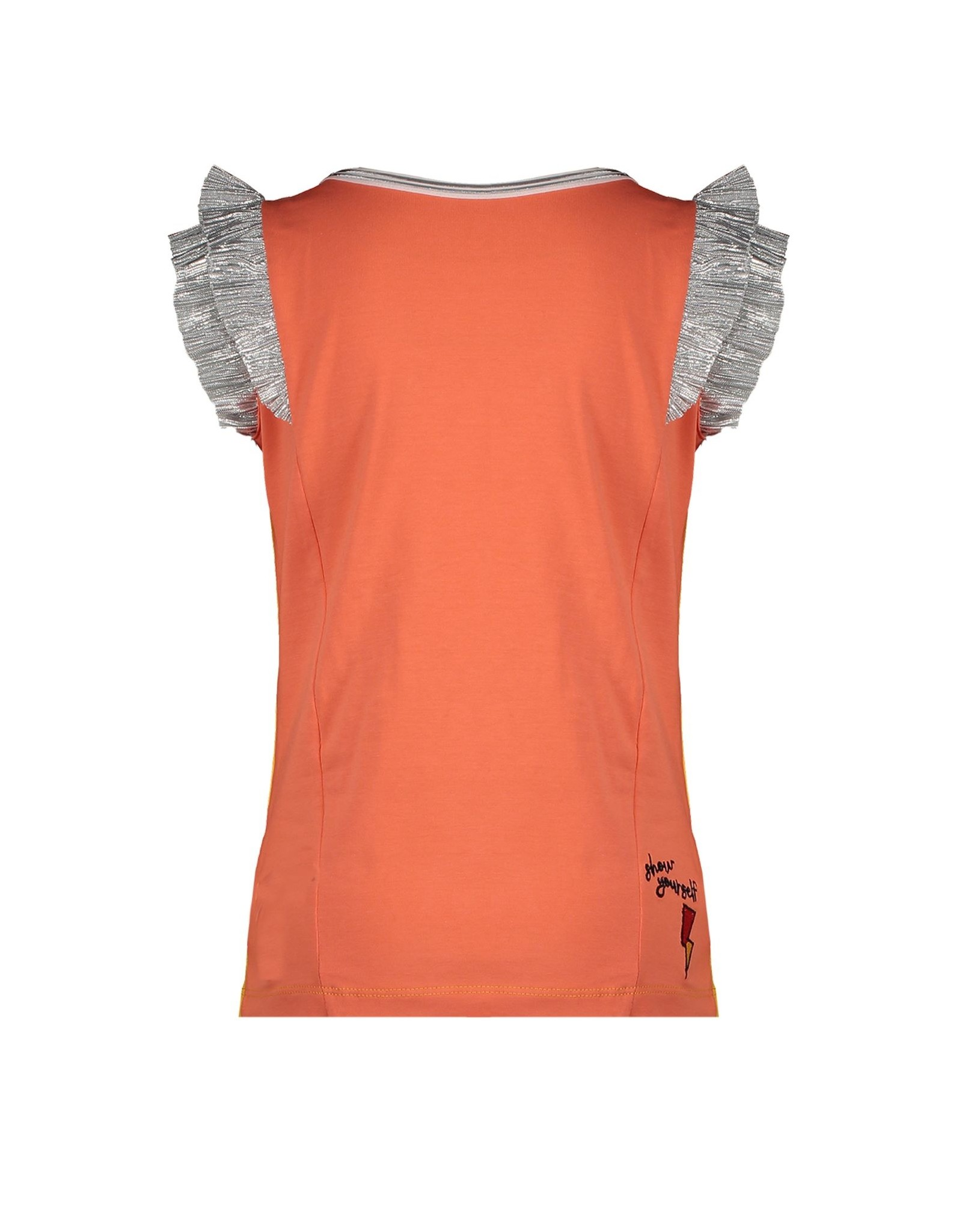 NONO NONO shirt 5410 blazing orange