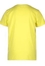 Moodstreet Moodstreet t-shirt 6420 washed yellow