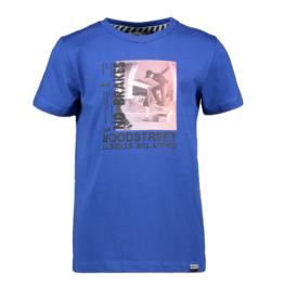 Moodstreet Moodstreet shirt 6421 sporty blue
