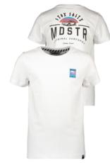 Moodstreet Moodstreet t-shirt 6422 white