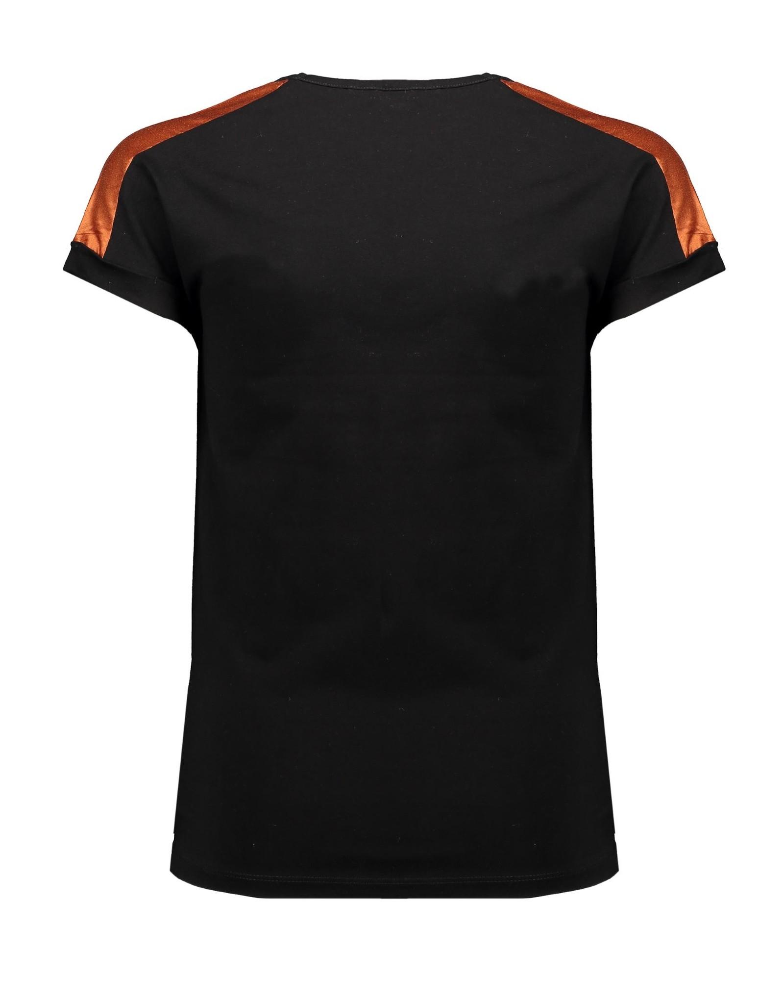 NoBell NoBell shirt 3401 jet black