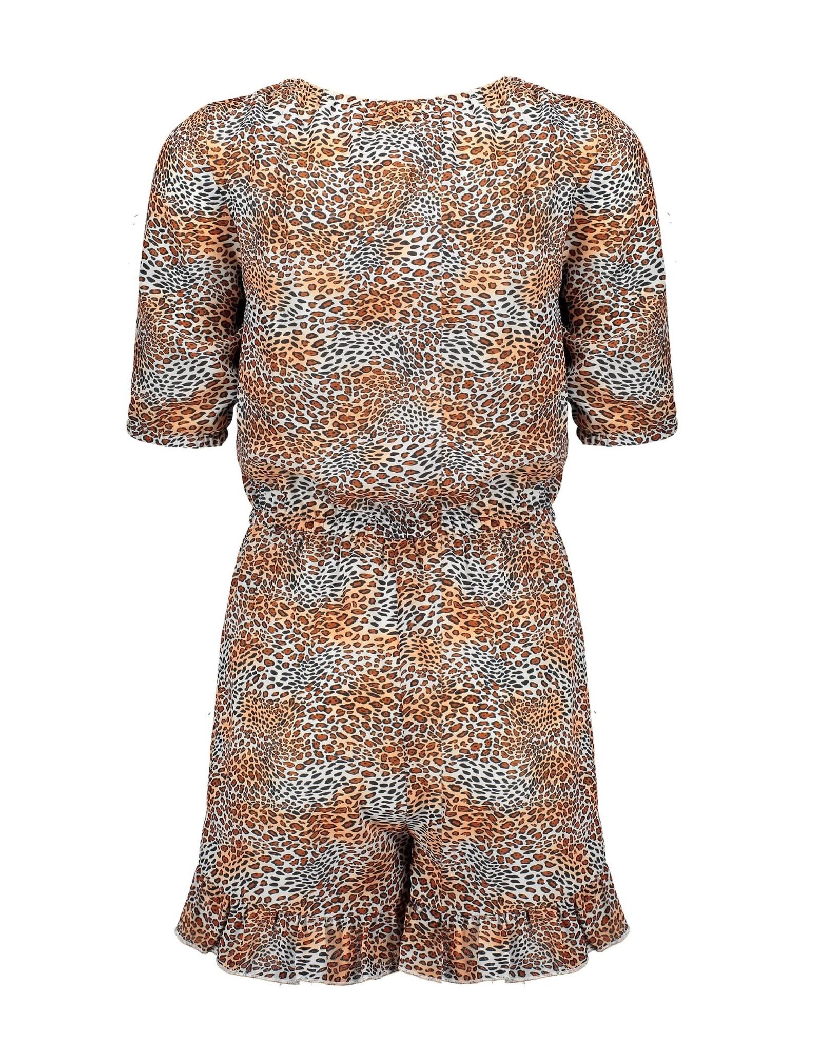 NoBell NoBell jumpsuit 3608 ginger