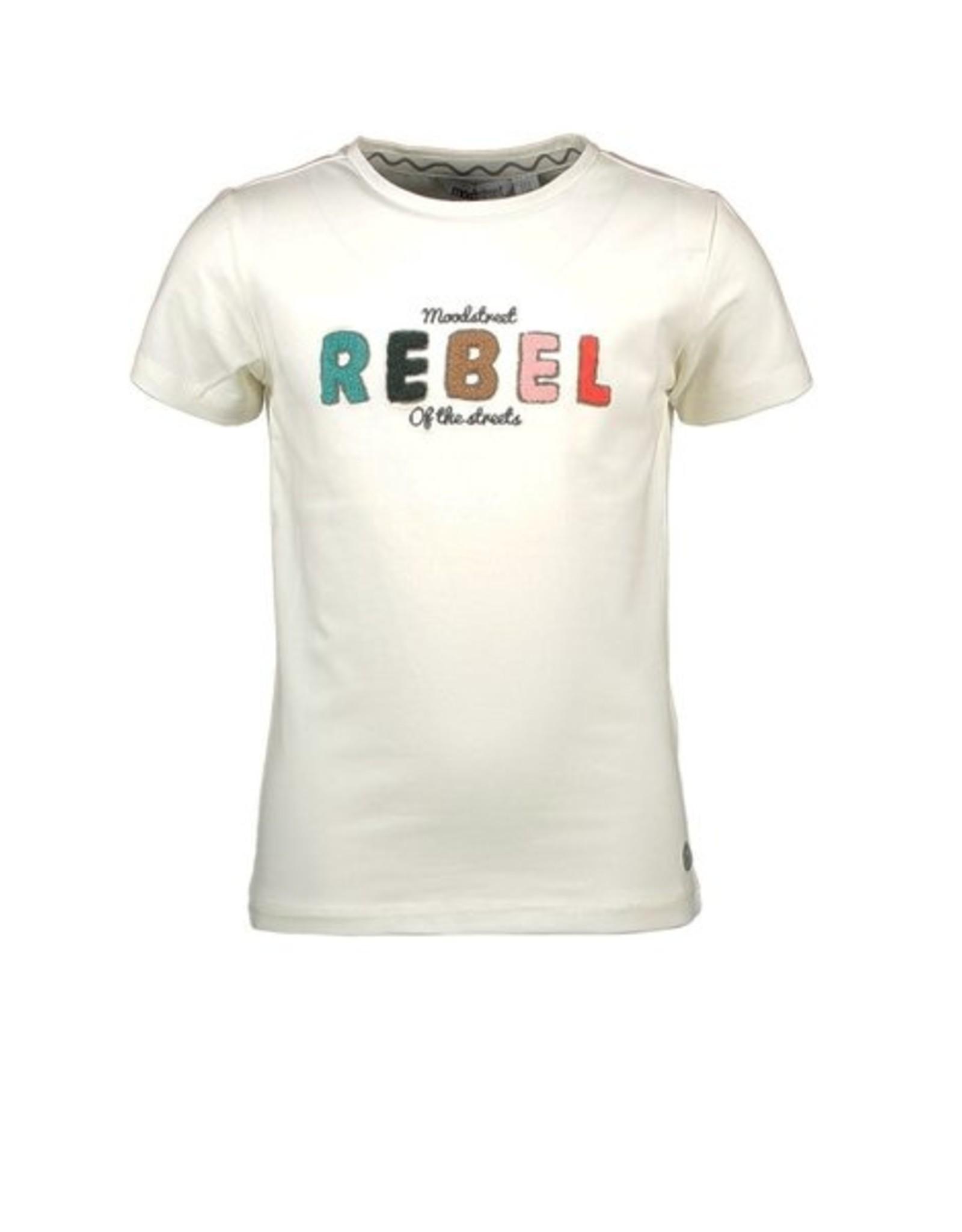 Moodstreet Moodstreet shirt 5401 warm white