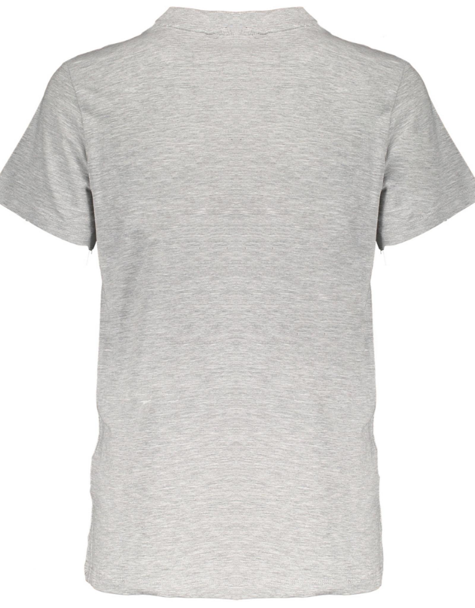 Bellaire BELLAIRE shirt 4413 light grey melee