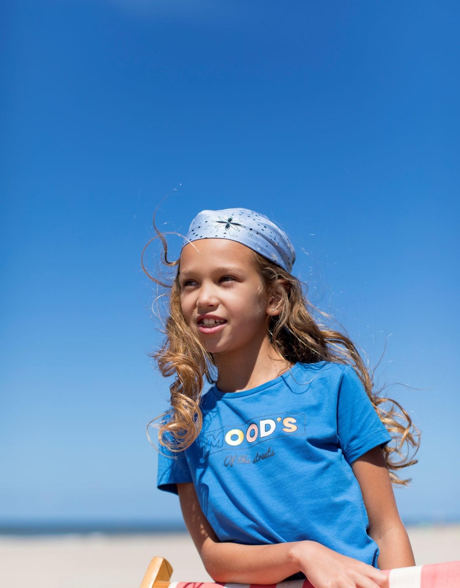 Moodstreet Moodstreet shirt 5400 simply blue