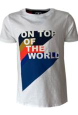 Mister T Mister T shirt THOMAS white