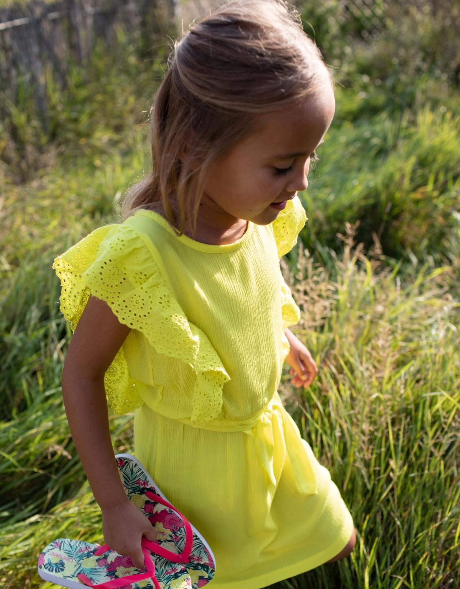 Quapi Quapi jurkje Fancy lemon yellow