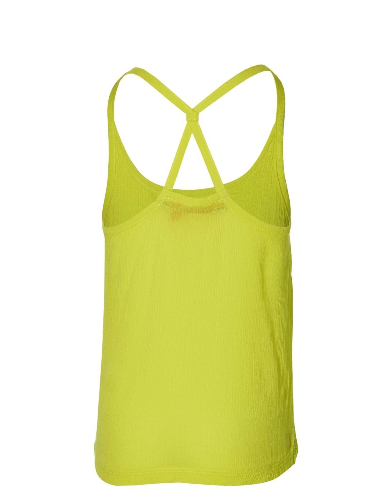Quapi Quapi top Felina lemon yellow