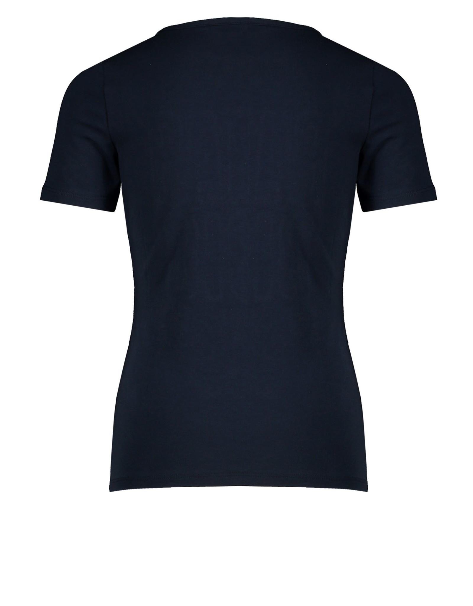 NONO NONO shirt 5401 navy blazer