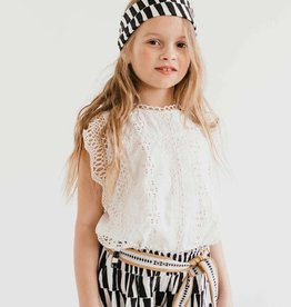 Topitm TOPitm lace blouse Saar off white