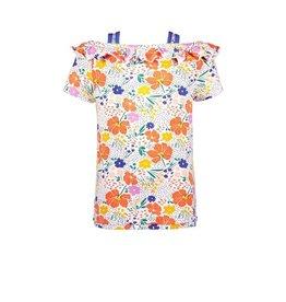 Moodstreet Moodstreet shirt 5407 orange