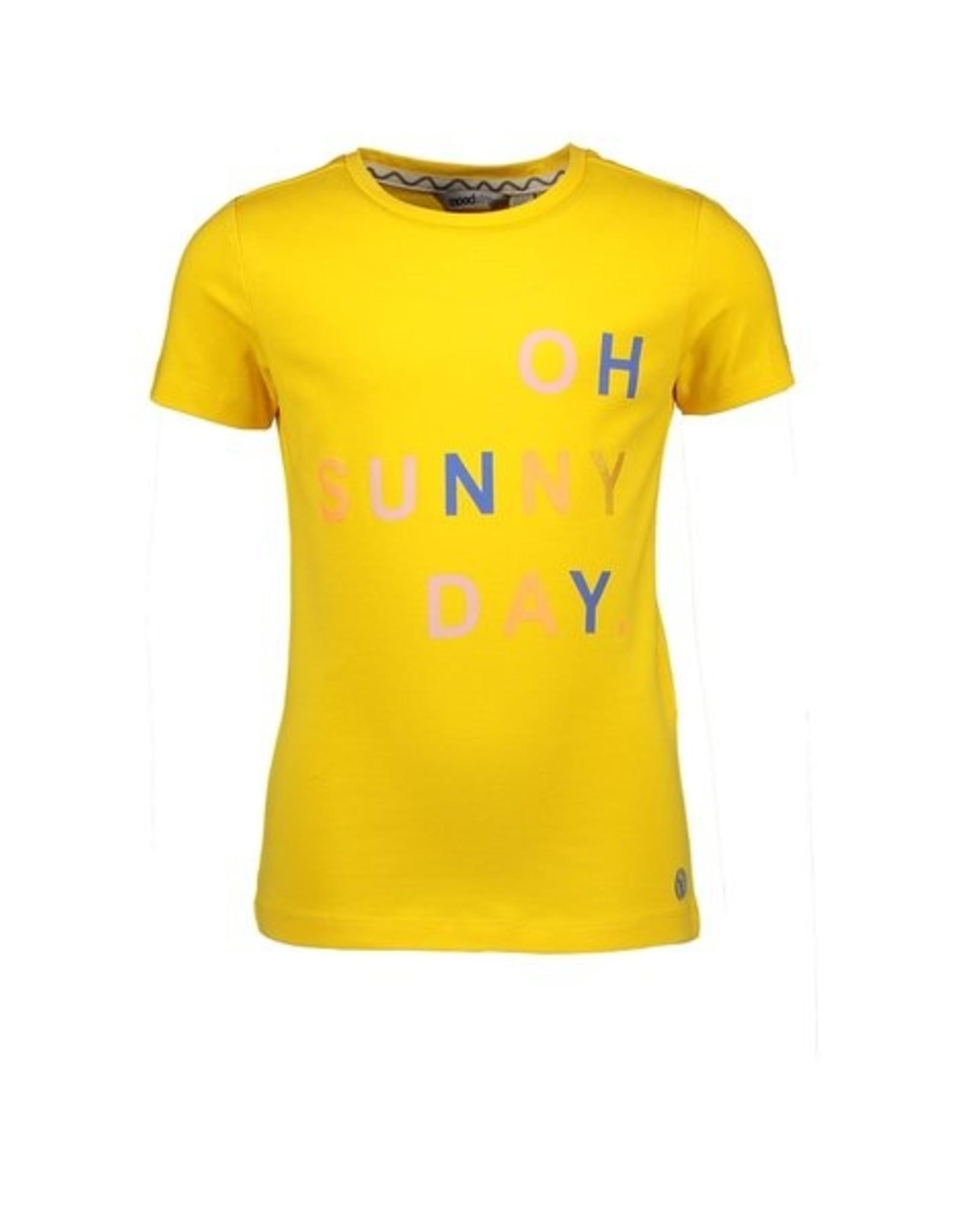 Moodstreet Moodstreet shirt 5400 yellow