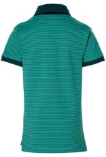 Quapi Quapi polo Ferron ocean green stripe
