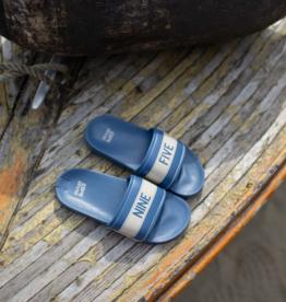 Quapi Quapi slipper Fasco sport blue