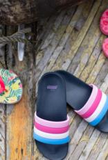 Quapi Quapi slippers Fiza dark blue