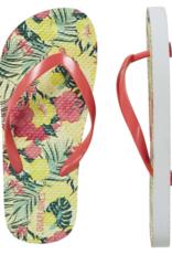 Quapi Quapi slippers Flox multicolour flower