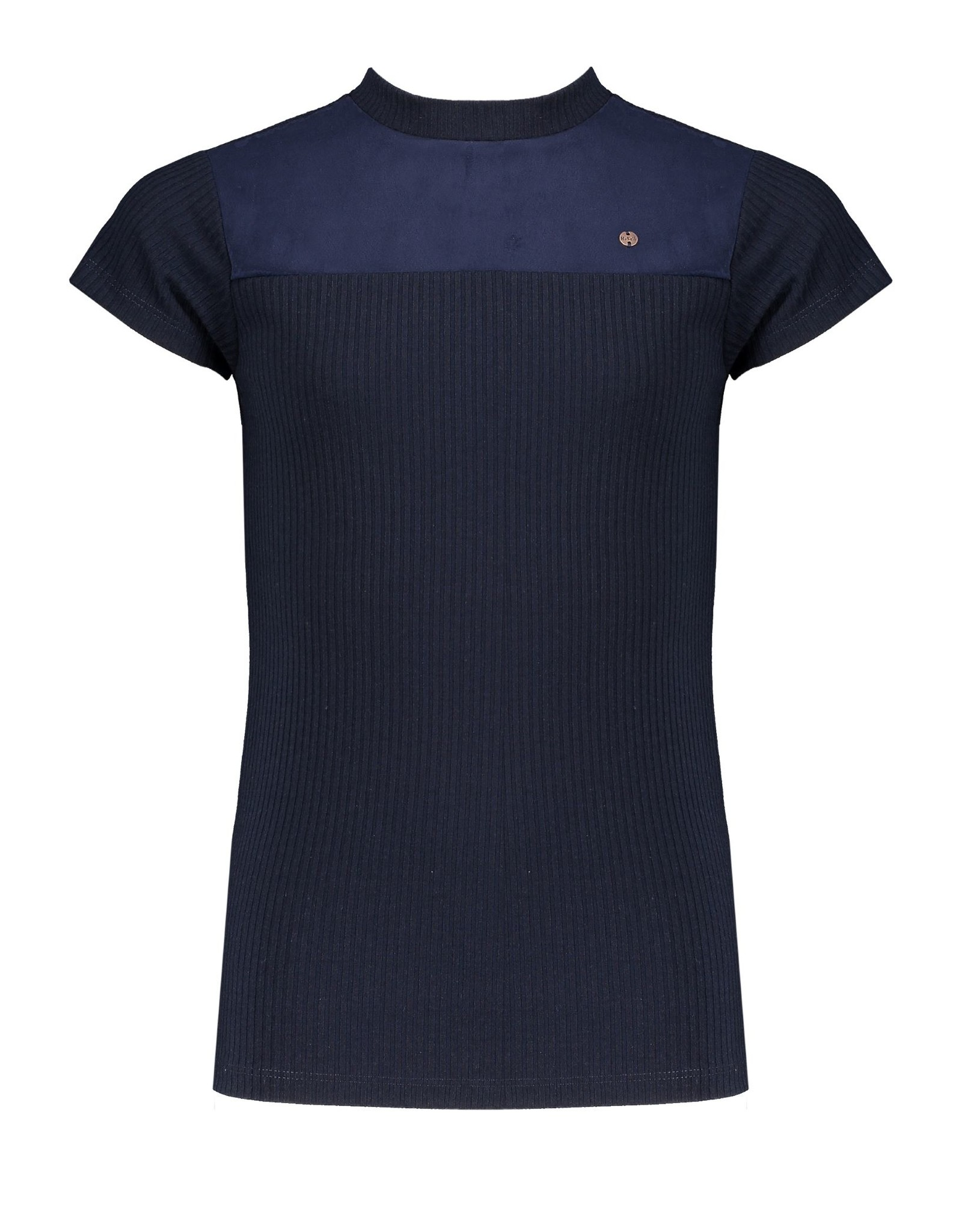 NoBell NoBell shirt 3401 grey navy