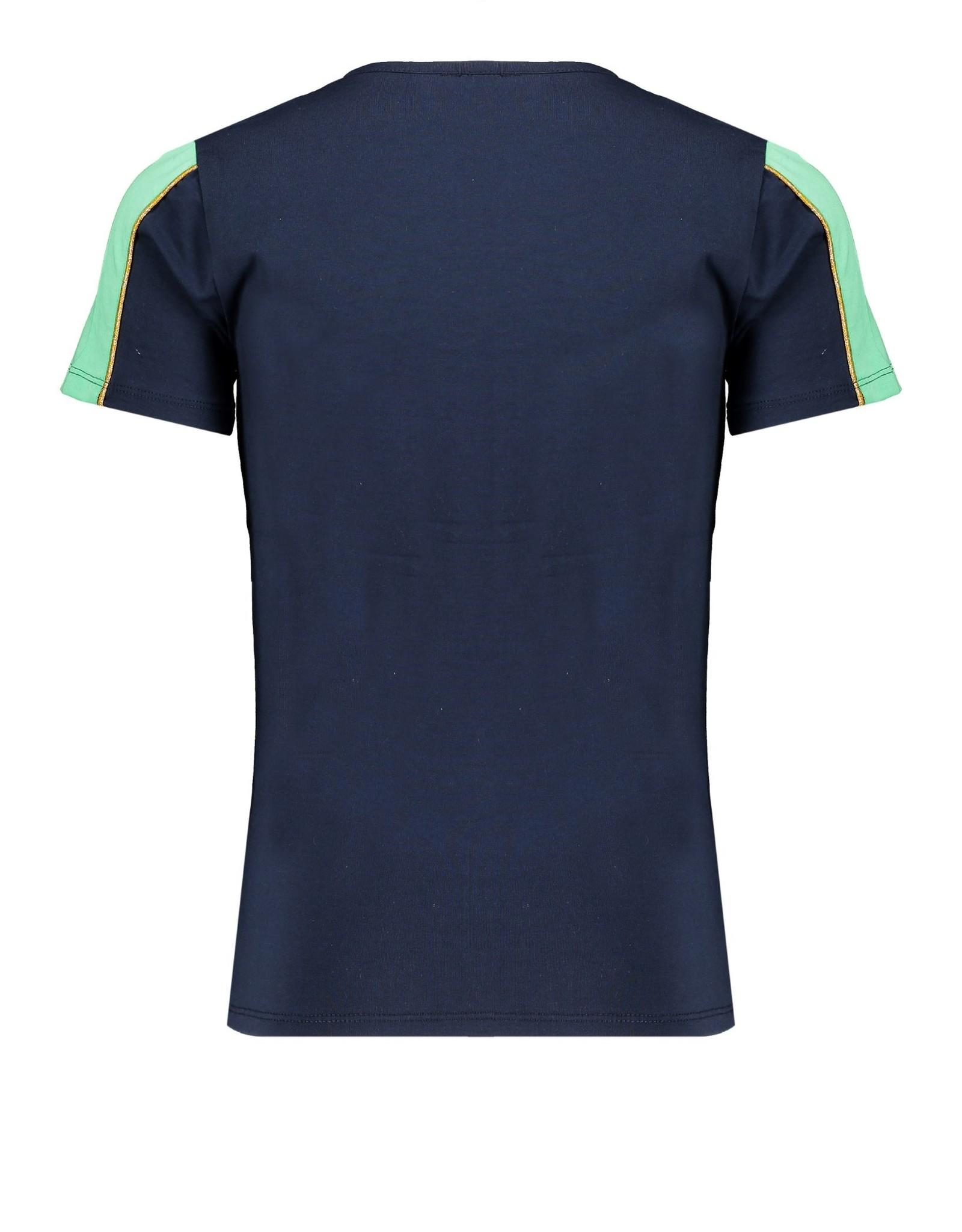 NoBell NoBell shirt 3406 grey navy
