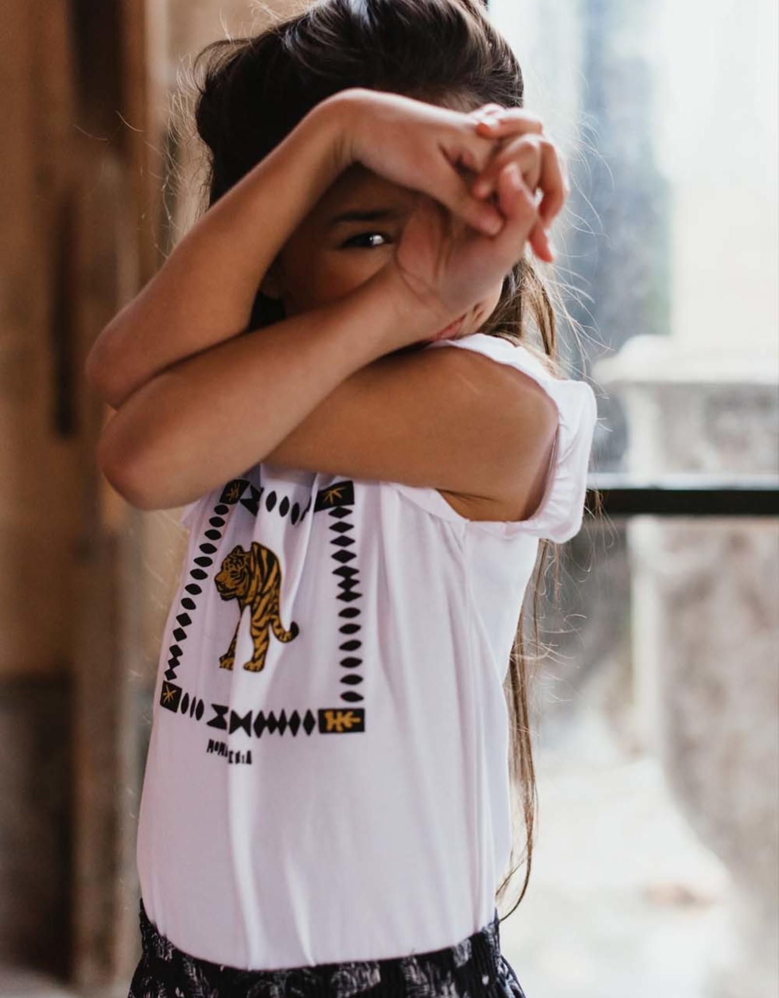 Topitm TOPitm shirt Allison white