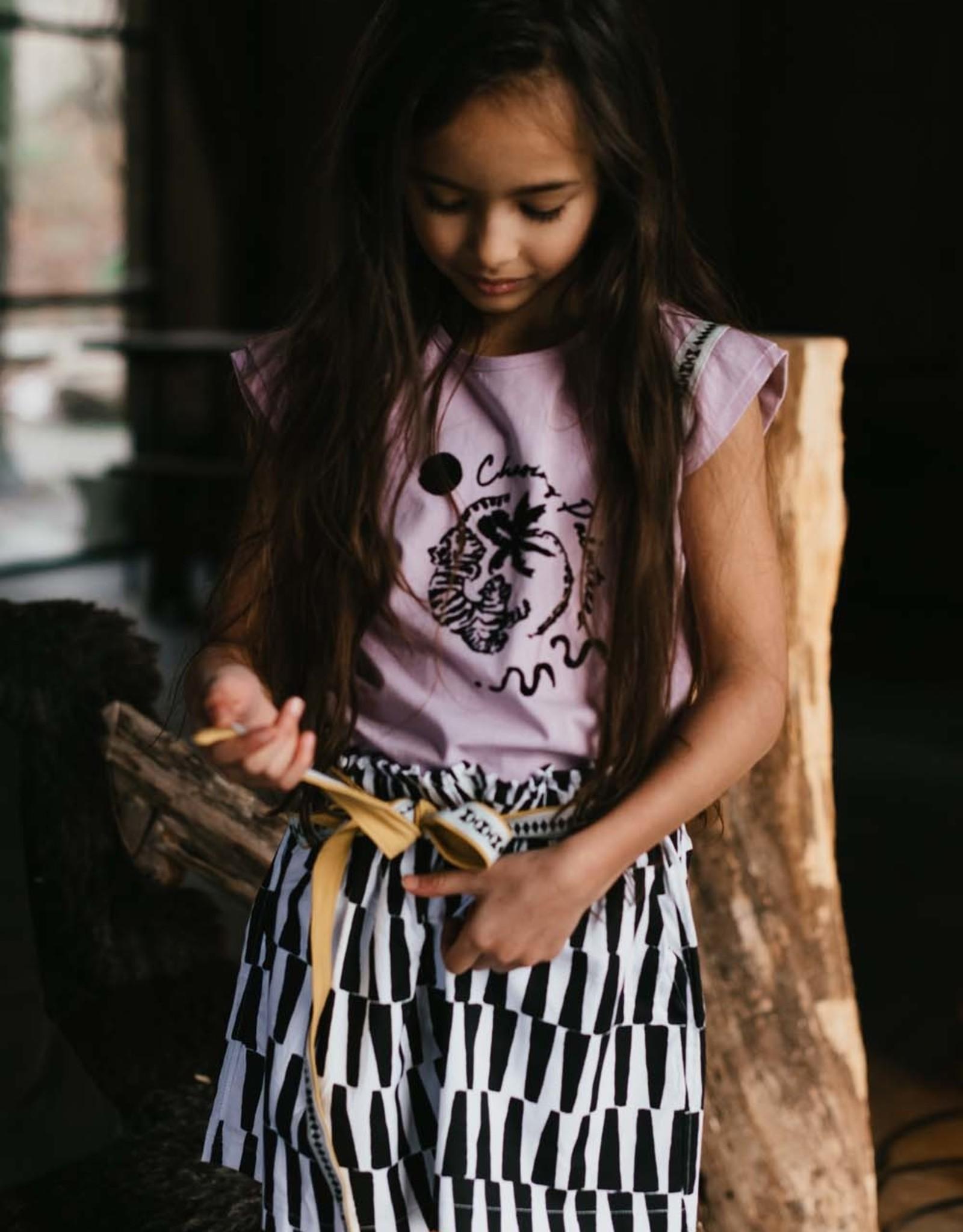 Topitm TOPitm shirt Zinzi lilac