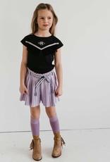 Topitm TOPitm plissé short Puck lilac