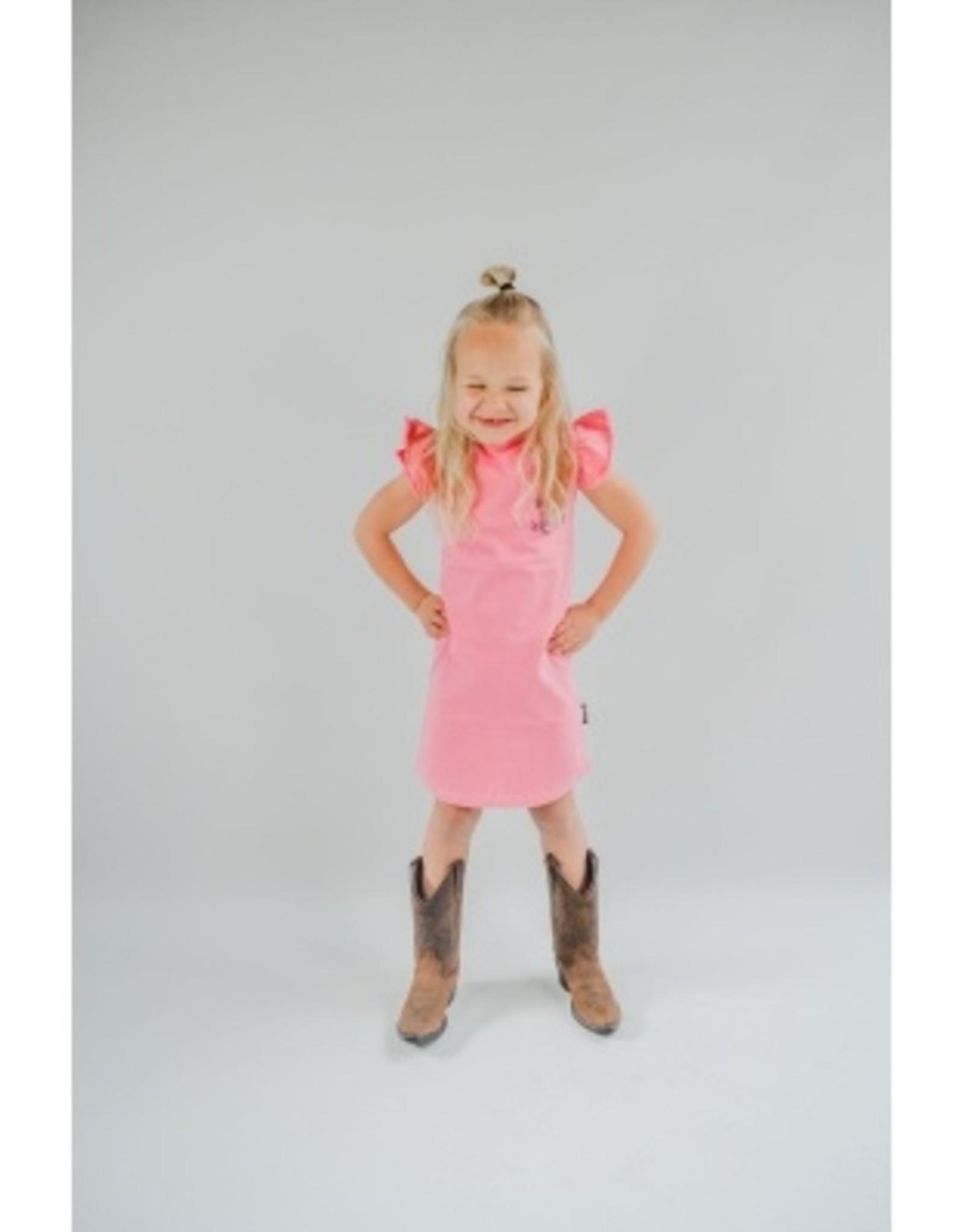 Shout it out Shout it out Straight Dress pink lemonade