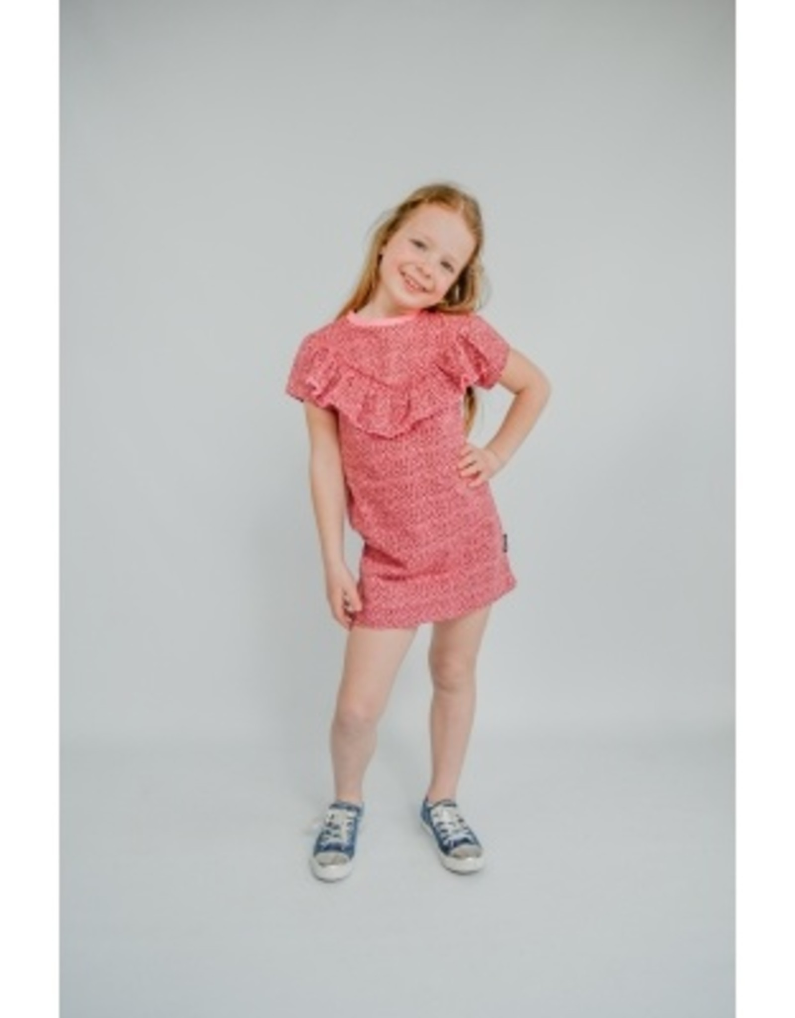 Shout it out Shout it Out dress V pink panter